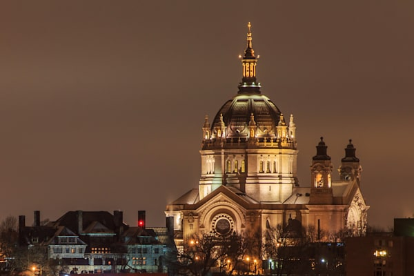 Cathedral of Saint Paul - Minnesota Wall Murals | William Drew Photography