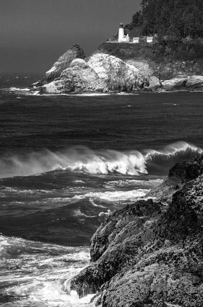 Heceta Head Lighthouse Art | Brandon Hirt Photo
