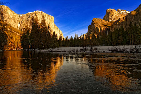 Yosemite River Photography Art | FocusPro Services, Inc.