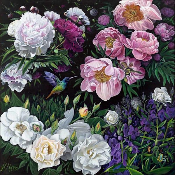 Garden of Life - Peonies