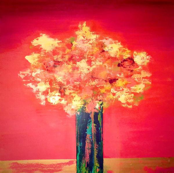 Spring Bouquet Art | benbonart