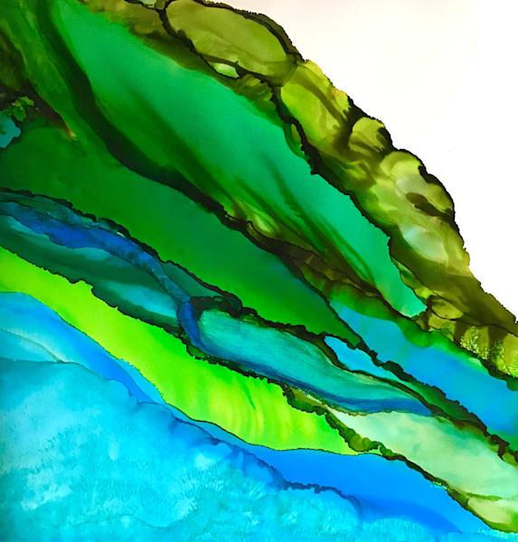 Inclined Art | Sandy Smith Gerding Artwork