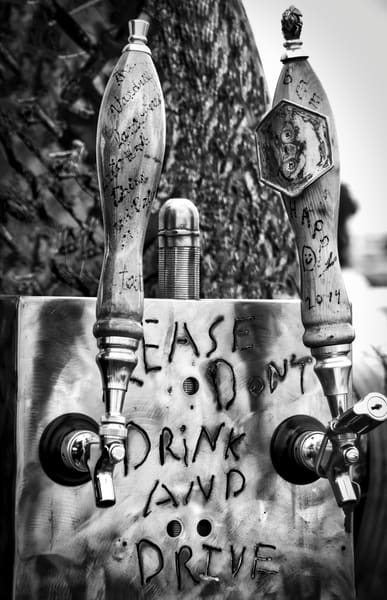 Don't Drink And Drive Photography Art | Kathleen Messmer Photography