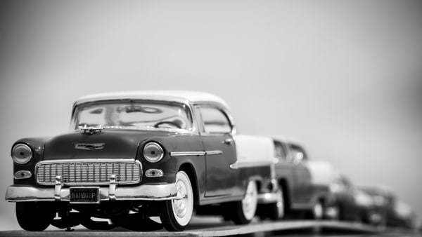 Chevy Line Photography Art | Kathleen Messmer Photography
