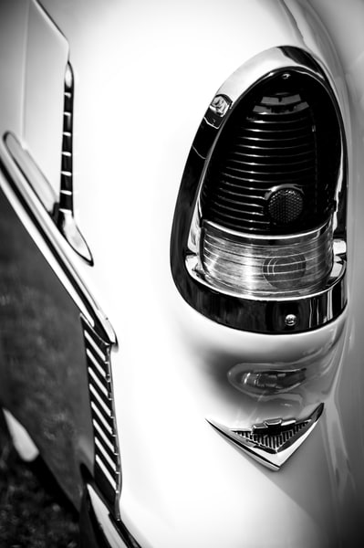 Chevy Tail Photography Art | Kathleen Messmer Photography