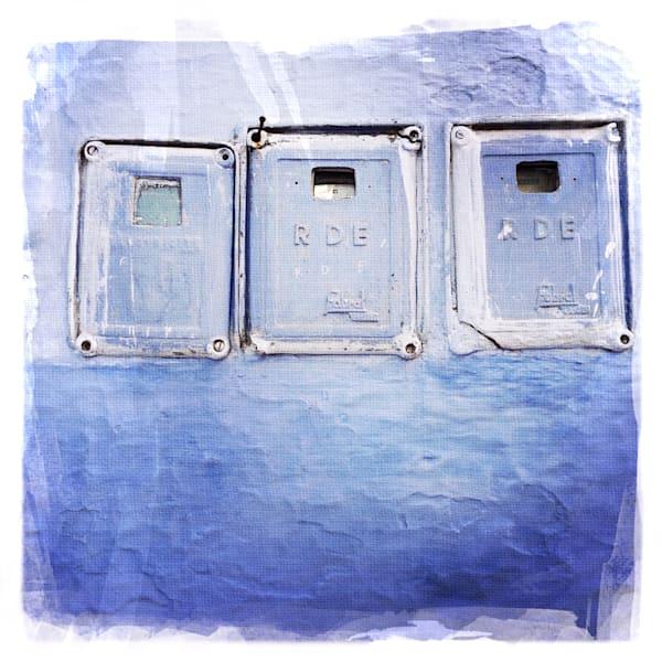 Chefchaouen Blue Walls 1 Art   photographicsart