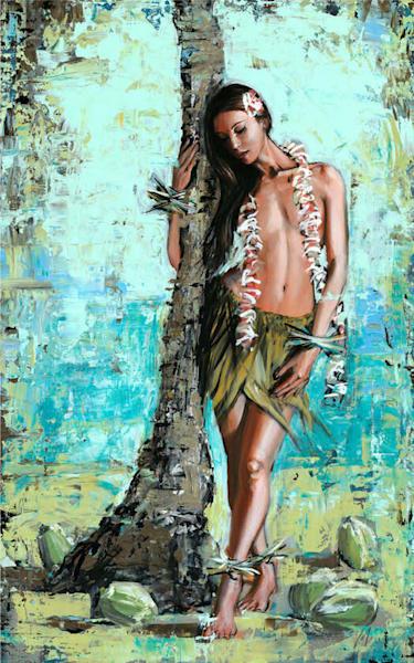 Palm Wahine