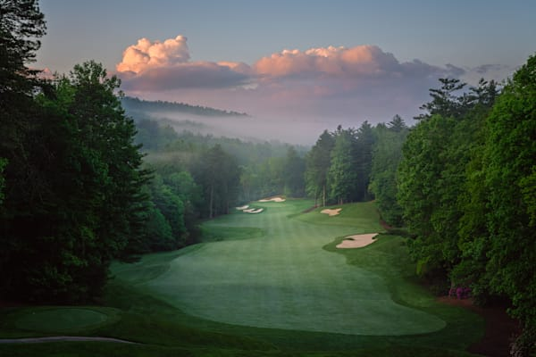 13th Hole, Champion Hills Club, Hendersonville, North Carolina