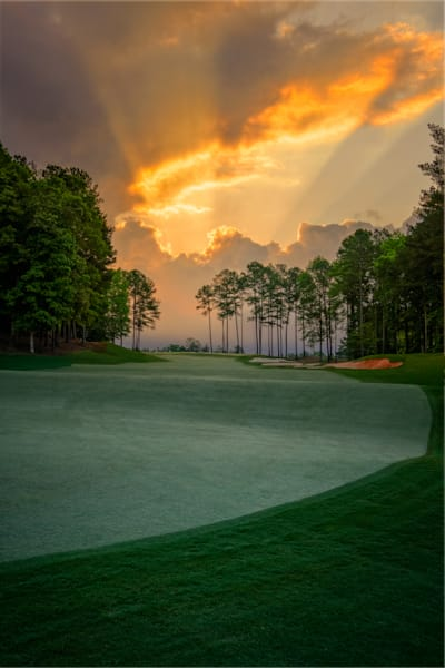 9th Hole, The Frog, Villa Rica, Georgia Photography Art | Dave Sansom Photography LLC