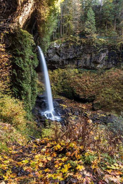 Fall at North Falls