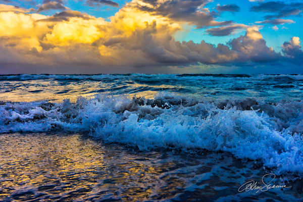 Crashing Waves Photography Art | cosimo scianna