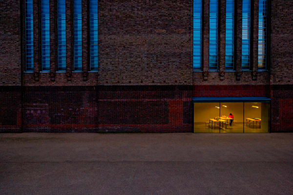 The Tate Modern, London,  England
