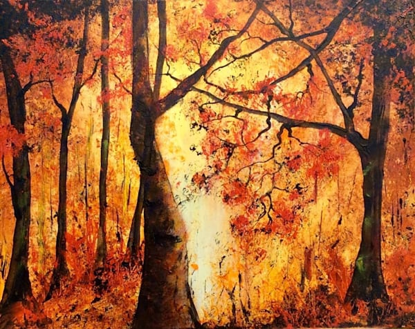 Fall In The Forest #1 Art | House of Fey Art