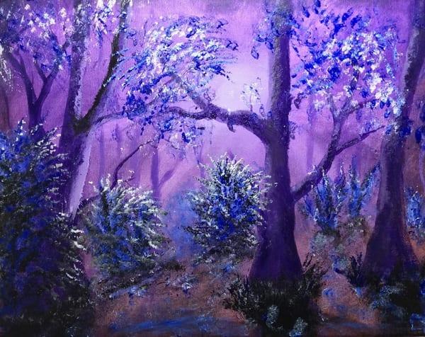 Fantasy Forest 1 Art | House of Fey Art