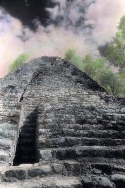 Cobá Ruinas Art   photographicsart