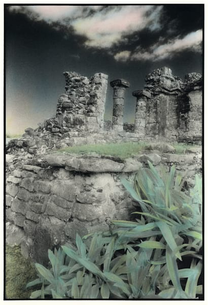 Tulum Ruinas Ii Art   photographicsart