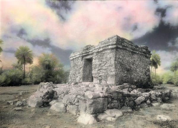 Tulum Ruinas I Art   photographicsart