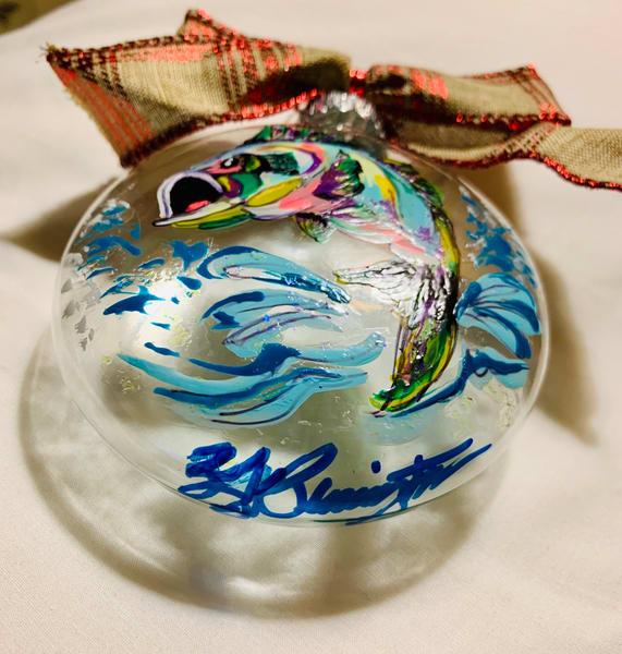 Custom Holiday Ornaments | Jamila Art Gallery