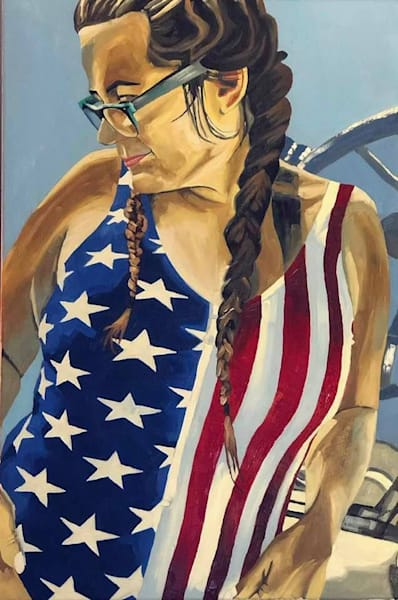 I Like America America Likes Me by Alexander Califournia