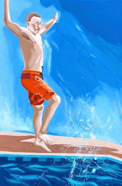 Leap of Faith by Alexander Califournia