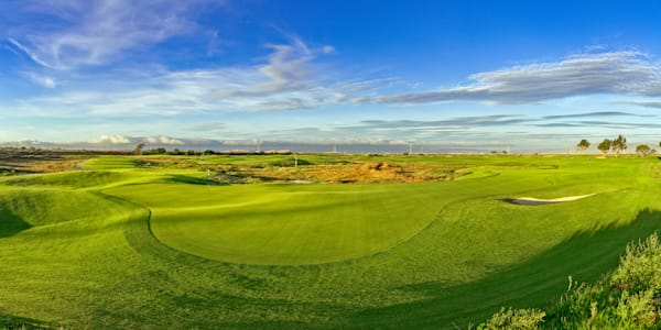 Double Green, Baylands Links