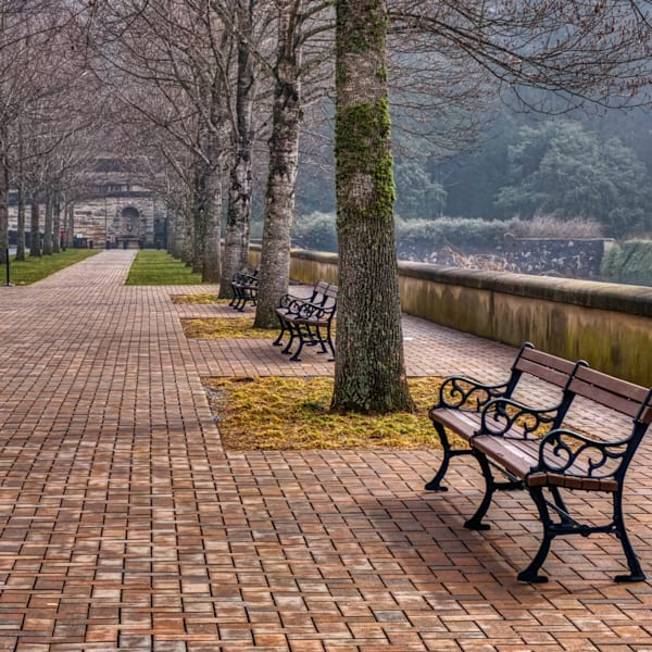 Biltmore Benches Photography Art | FocusPro Services, Inc.