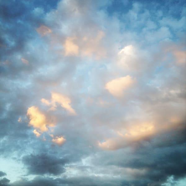 Morning Sky Art   photographicsart