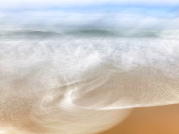 Water, Sand and Sky