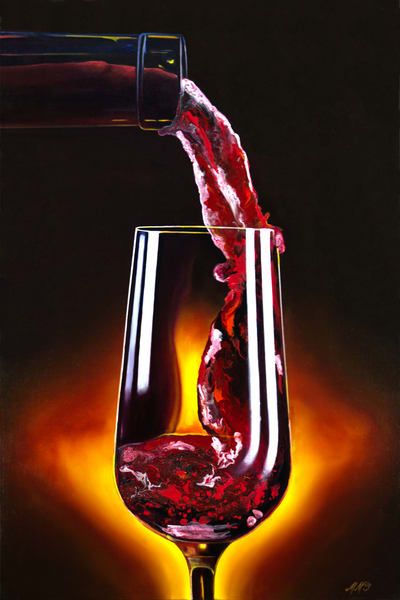 Port Pour Art | MMG Art Studio | Fine Art Colorado Gallery