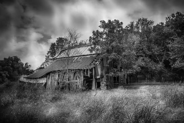 Photo Art by James - Peaceful Barn