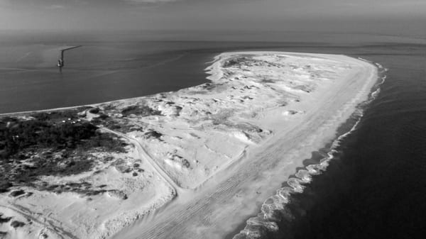 The Point At Cape Henlopen Art | Brandon Hirt Photo