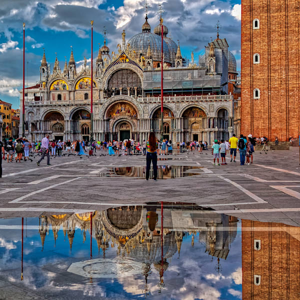St. Marks Basilica Photography Art | FocusPro Services, Inc.