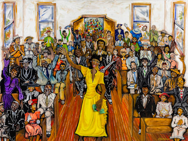 """Speak Lord"" Art   Jamila Art Gallery"
