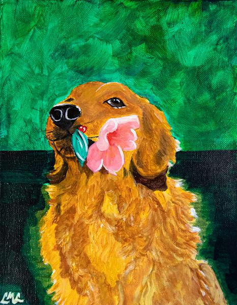 Love of a Dog | LML Studio Art