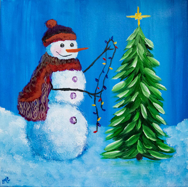 Christmas Spirit | LML Studio Art