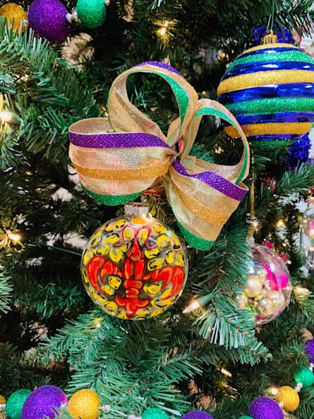 Custom Holiday Ornaments 1 | Jamila Art Gallery