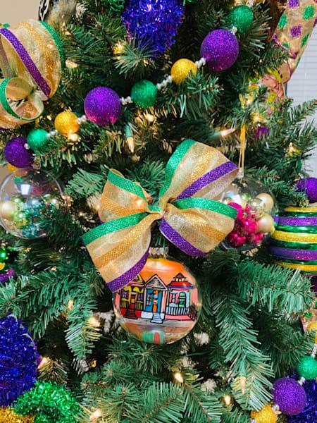 Custom Holiday Ornaments 2 | Jamila Art Gallery