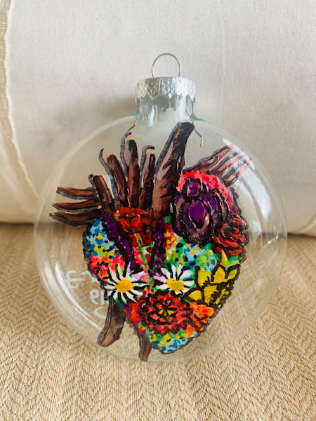 Custom Holiday Ornaments 4 | Jamila Art Gallery