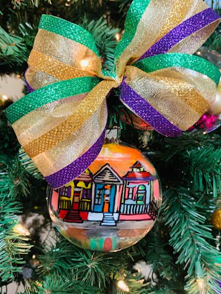 Custom Holiday Ornaments 6 | Jamila Art Gallery