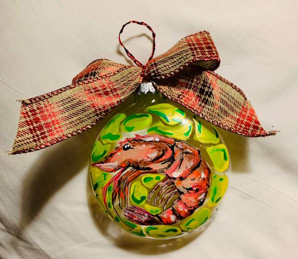 Custom Holiday Ornaments 7 | Jamila Art Gallery
