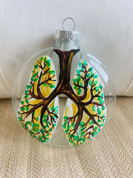 Custom Holiday Ornaments 9 | Jamila Art Gallery