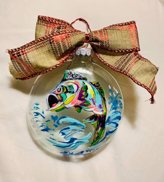 Custom Holiday Ornaments 10 | Jamila Art Gallery