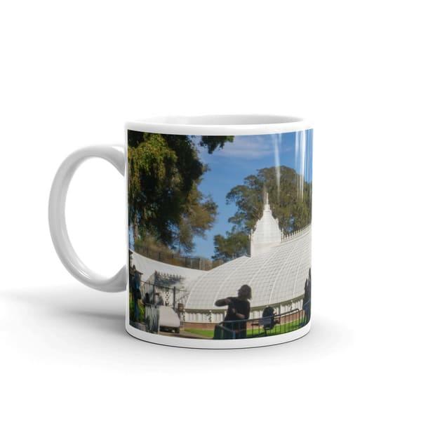 """Conservatory Of Flowers"" Coffee Mug | Ron Olcott Photography"