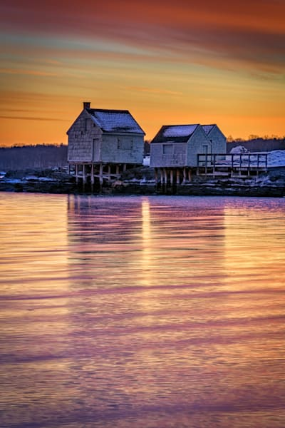 Fisherman's Point Sunrise | Shop Photography by Rick Berk