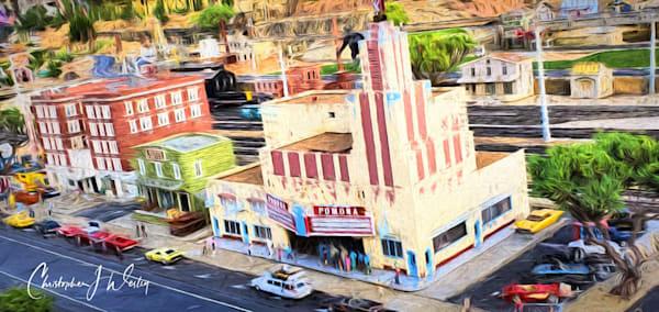 The Pomona Theater