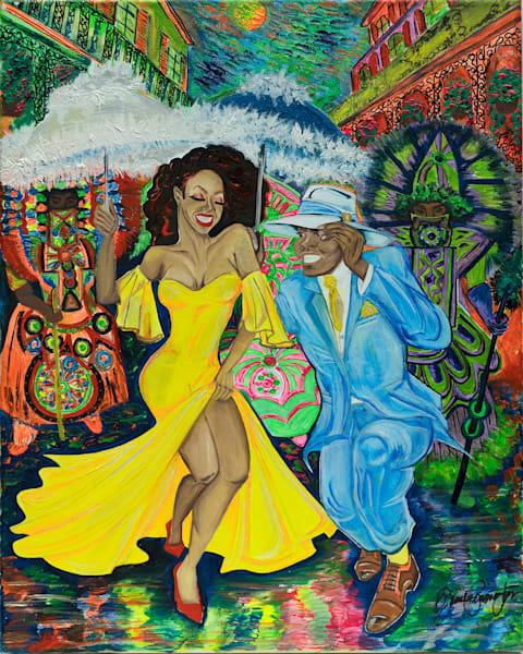 """Nola Love"" Art | Jamila Art Gallery"