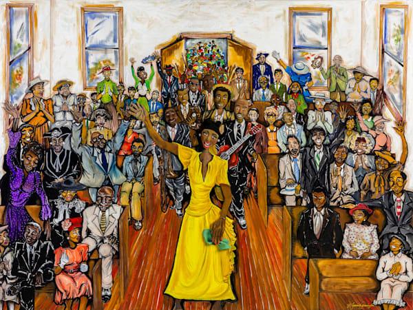 """Speak Lord"" Art | Jamila Art Gallery"