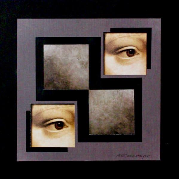 Eyes Without A Face Art | Casamayor Art