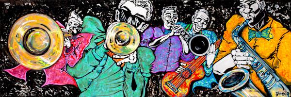 """Dat Band"" Art | Jamila Art Gallery"