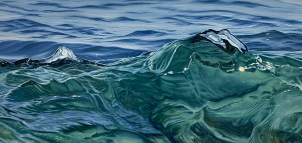 Fluid Motion Art | Friday Harbor Atelier